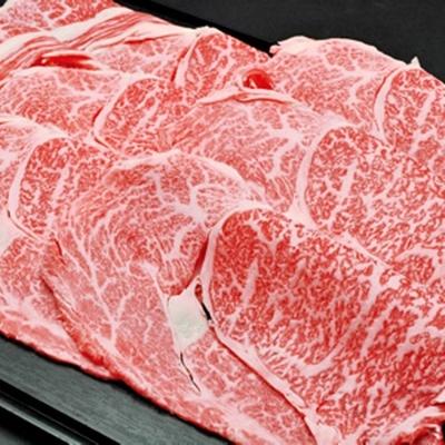 家庭用 米沢牛肩ロースすき焼き用 100g【冷蔵】