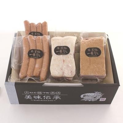 米澤豚一番育ちセット【冷蔵】