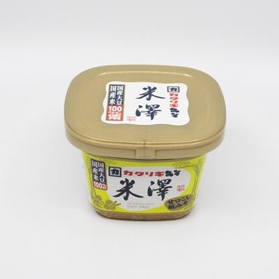 カクリキ 米澤味噌 750g