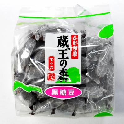 蔵王の森 黒糖豆 170g