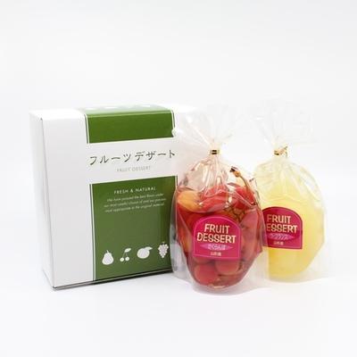 コンポート詰合せ(さくらんぼ&ラ・フランス)