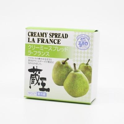 【蔵王クリーミースプレッド】ラ・フランス 120g【冷蔵】