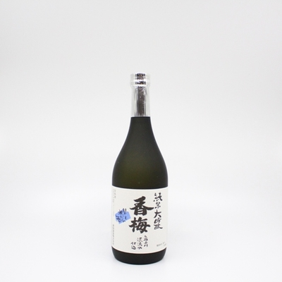 香梅 純米大吟醸 720ml
