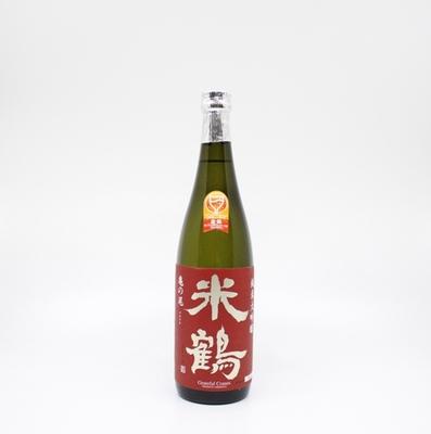 米鶴 純米大吟醸亀の尾 720ml