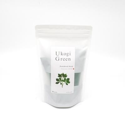 うこぎグリーン 2g×18包(粉末スティックタイプ)