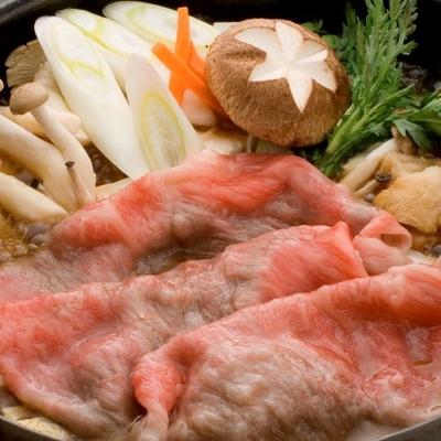 米沢牛すき焼きセット2~3人前【冷蔵】