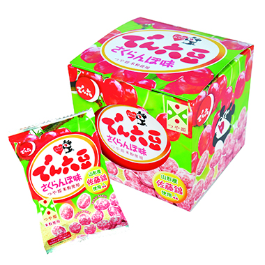 でん六豆さくらんぼ味(32g×5袋)