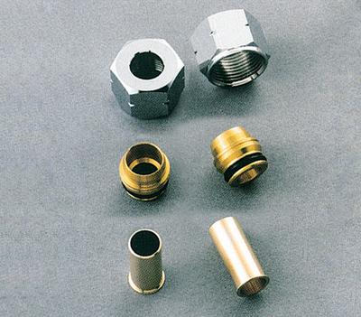 銅管用タッピング