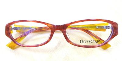 Dress Code(ドレスコード)、DC22124E、WI、53□16(男女兼用)