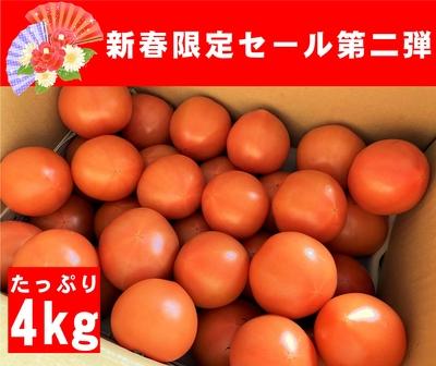 【新春限定セール第2弾】マイルドりんか(糖度6.9度以下)4kg