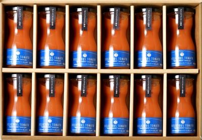デリシャストマト丸しぼり 12本セット