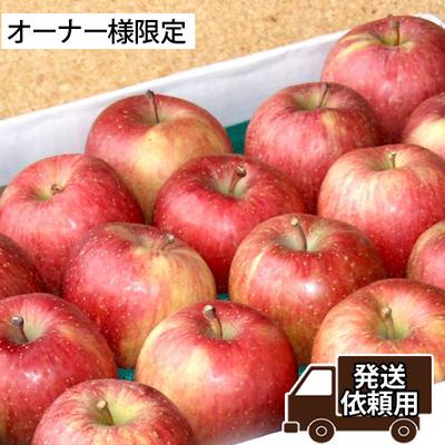 【オーナー様限定】りんご発送依頼用