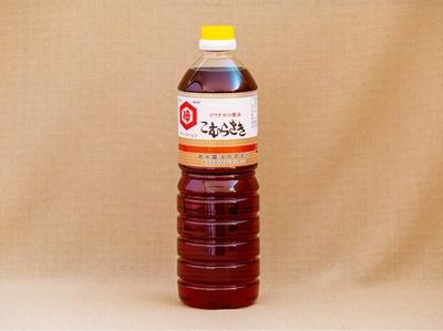うすくち醤油(むらさき) 1L