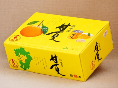 甘夏缶詰(5号) (6缶入)