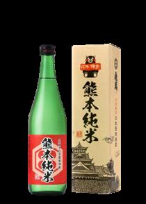 熊本純米(720ml)