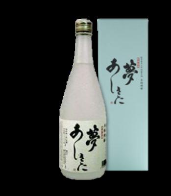 夢あしきた焼酎 (720ml)
