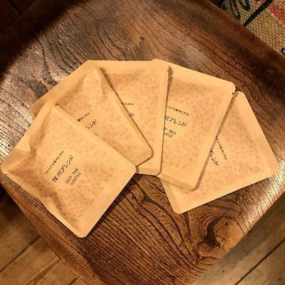 ドリップバッグコーヒー【信州ブレンド】5個