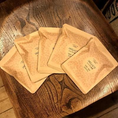 ドリップバッグコーヒー【コロンビア】ハイロースト5個