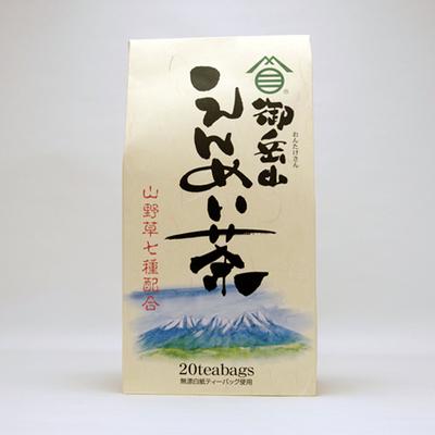 御岳山えんめい茶