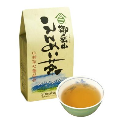 御岳山えんめい茶 20包