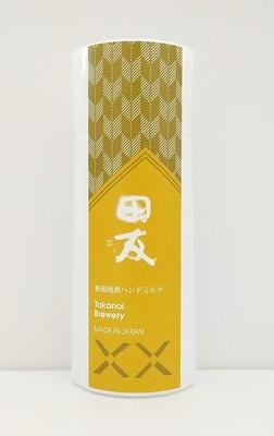 【数量限定】新潟地酒ハンドミルク 田友(高の井酒造株式会社)