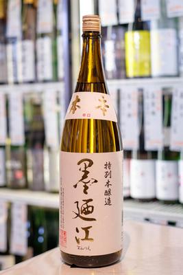 墨廼江 特別本醸造 本辛 1.8L