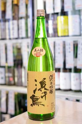 浜千鳥 純米吟醸 美山錦 1.8L