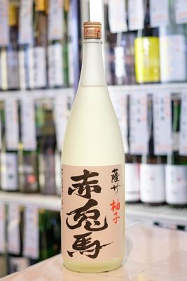 赤兎馬 柚子酒 1.8L