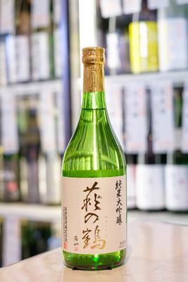 萩の鶴 純米大吟醸 720ml