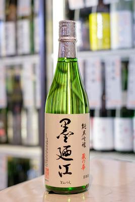 墨廼江 純米吟醸 蔵の華 720ml