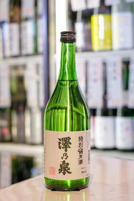 澤の泉 特別純米 720ml