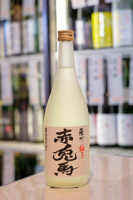 赤兎馬 柚子酒 720ml