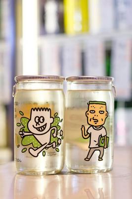 愛宕の松 特別純米 コラアゲンはいごうまんカップ 180ml