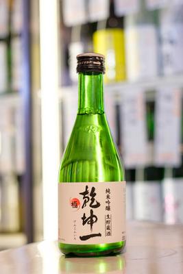 乾坤一 純米吟醸 生貯蔵酒 300ml