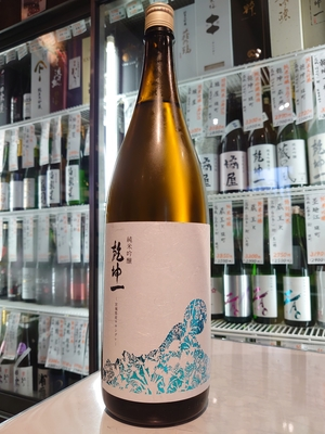 乾坤一 純米吟醸 ササシグレ 1.8L