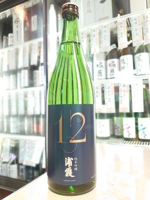 浦霞 純米吟醸 No.12 720ml