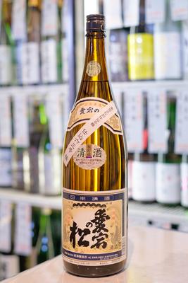愛宕の松 別仕込み本醸造 1.8L