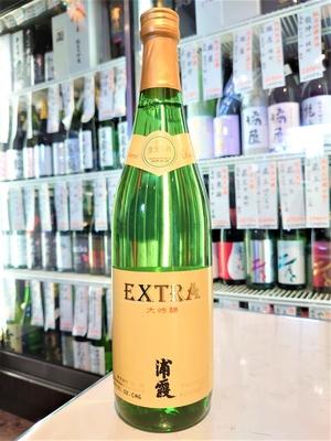 浦霞 大吟醸EXTRA 720ml
