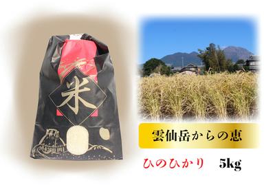 白米ヒノヒカリ5kg【うーぞの農園】