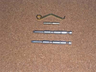 CALIPER PINS SET: P8
