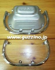 GUZZIガード(パイプタイプ)ラウンドヘッド用R+Lセット
