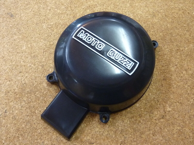 ALTENATOR COVER PLASTIC BIG TWIN