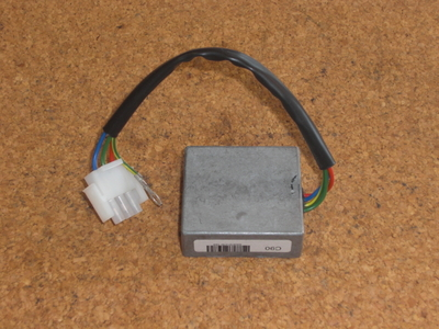 ELECTRONIC BOX MOTOPLAT