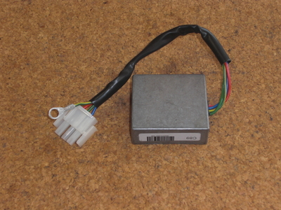 ELECTRONIC BOX MOTOPLAT V35/40/50/65