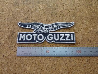 Moto Guzzi社純正刺繍ワッペン(イーグル)