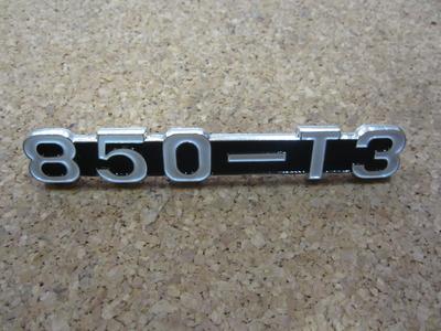 EMBLEM [850-T3]