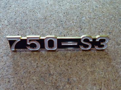 EMBLEM [750-S3]