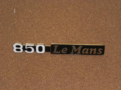 EMBLEM [850 LeMans]