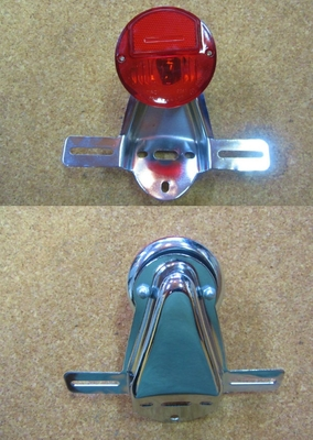 TAILLIGHT COMPLETE (CHROME) V7 -850 GT/NUOVO FALCONE etc