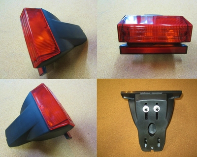 TAILLIGHT LM 2/3,T3,V35-50,etc